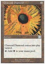 MRM FRENCH 2x Diamant du charbon - Charcoal Diamond MTG magic 6TH