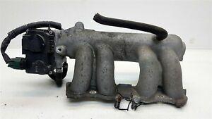 OEM Nissan Sentra 03-06 Upper Air Intake Manifold w/ Throttle Body 1.8L V4