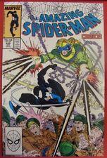 AMAZING SPIDER-MAN 299 MARVEL COMIC 1ST APPEARENCE VENOM CAMEO MCFARLANE 1987 NM