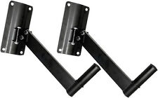 Pyle-Pro PSTND6 Wall Mount Speaker Bracket (Pair)