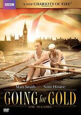 NEW DVD // BBC VIDEO - Going for Gold: The '48 Games - REGION 1 -Matt Smith, Sam