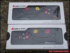 Honda Z125 Monkey 125  Folding Adj. Brake & Clutch Lever Black  Bikers   // NEW