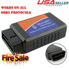 ELM327 V4 OBD2 Car Diagnostics Scanner Code Reader for iOS and Android Phone US