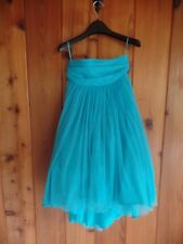 Asos Party Skirt Size 4 US, emerald green