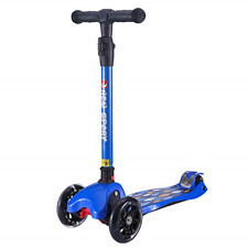 Olym Kids Scooters 3 Wheel for Girls&Big Boys Toddlers, 4 Adjustable Height with