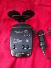 Cobra 360 Laser-4 Superwide Safety Alert Compatible Radar Detector