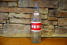Vintage 60's Nehi Glass Soda Pop Bottle - 12oz