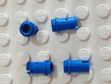 LEGO-TECHNIC PART X 4 BLUE Technic, Pin 1/2 Part 4274