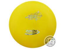 New Innova Star Manta 176g Yellow Oil Slick Foil Midrange Golf Disc