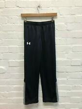 Under Armour UA Boy's Challenger Pants - Black - New