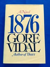 1876 - FIRST EDITION SIGNED BY GORE VIDAL