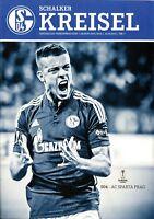 Schalker Kreisel Nr. 7 22.10.15 2015 Vereinsmagazin FC Schalke 04 Bundesliga