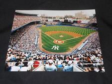 Vintage Photo File Yankee Stadium New York Yankees 8x10 Color Photo 614
