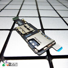 Genuine Samsung SM-G800R4/G800Y Galaxy S5 Mini Sim/SD Card Reader Connector Flex