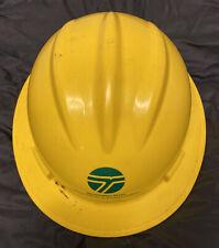 Bullard Hard Hat Safety Helmet Model S71 Yellow Made In Usa