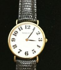 Tiffany & Co 14K Yellow Gold Quartz Watch Women's