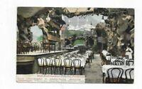 1564- Dortmund Welt-Etablissement Zillertal* Innenansicht* 1907 Restaurant