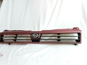 Subaru grille Fits 90-94 LOYALE 537076