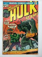Incredible HULK #171 MARVEL 1974 COMIC BOOK REVENGE