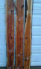 Eibe Holz Live Edge Lumber, KNIFE SCALES, Bögen, Knobeln Bretter-Set 3 trocken