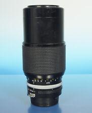 Nikon de zoom Nikkor 80-200mm/4.5 lens objetivamente para Nikon AI - (42380)
