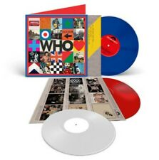 The Who - WHO Deluxe Audiophile Triple Vinyl LP Album