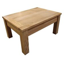 Oak Table Occasional Coffee Side Livingroom Oak Furniture