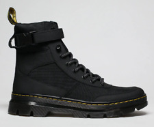 Dr Martens Men's Black Combs Tech Ankle Boots Casual Shoes UK Sizes 8 - 12
