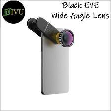 Universal Smart Phone Lens HD Angle Wide Black Eye Photo Lens