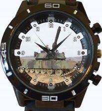 M1a1 Abrams Tank New Gt Series Sports Wrist Watch