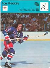 PHIL ESPOSITO 1978 Sportscaster card #29-08 NEW YORK RANGERS