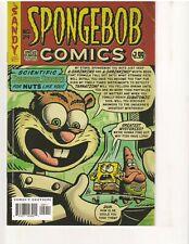 SPONGEBOB COMICS #29, 1st Print, NM, (UNITED PLANKTON PICTURES, January 2014)