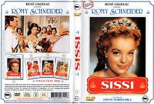 DVD - SISSI - Romy Schneider,Karlheinz Böhm,Ernst Marischka