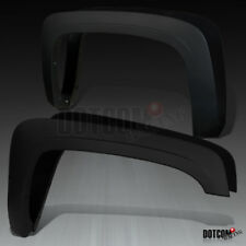 2007-2013 Chevy Silverado Fleetside Pickup Smooth Factory OE Style Fender Flares