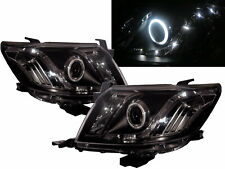 HILUX 11-15 FACELIFTED 2D/4D CCFL Projector R8Look Headlight BK for TOYOTA RHD