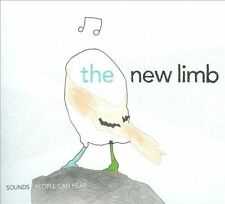 Sounds People Can Hear [Digipak] by The New Limb (CD) Free Ship #KE11