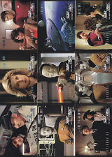 Star Trek:The Next Generation-1995-Lot 5 - 9 Cards