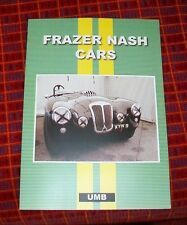 FRAZER NASH ARTICLE/ ROAD TEST REPRINT BOOK