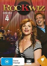 Rockwiz : Series 4 (DVD, 2012, 3-Disc Set) LIKE NEW CONDITION FAST FREE POST R4