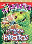 Juana la Iguana: Historia De Piratas (DVD, 2003) - Usually ships in 12 hours!!!