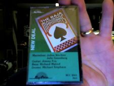 The Baja Marimbas- New Deal- new/sealed cassette tape