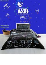 Star Wars SPACECRAFT STARFIGHTERS Wall Art Sticker/Decal/Mural bedroom