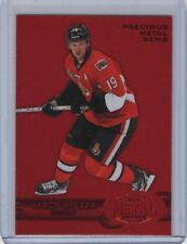 2012-13 Fleer Retro Precious Metal Gems Red PMG #35 Jason Spezza 82/100