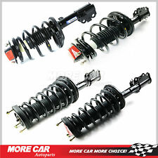 Fit 97-01 Toyota Camry Complete Set Quick Shock Absorber Strut Coil Spring Kit 4