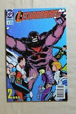 Legionnaires #3  DC Comics 1993 Legion of Super-Heroes