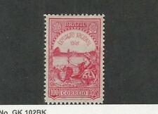 Brazil, Postage Stamp, #189 Mint Hinged, 1908, Jfz