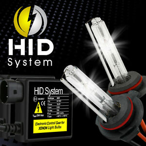 Cadillac HIDSystem Xenon Headlight HID KIT Conversion 9006 9007 H13 H1 H7 H11
