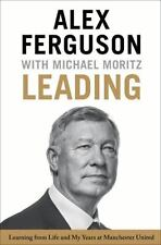 Leading by Michael Moritz; Alex Ferguson