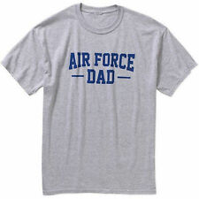 New Mens L LARGE Air Force Dad Short Sleeve Tee T shirt NWT sealed