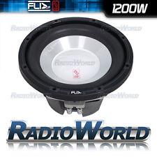 """FLI fréquence 12 """"SUB SUBWOOFER AUDIO DE VOITURE 1 200 w haut-parleur bass 305mm modèle 2014"""